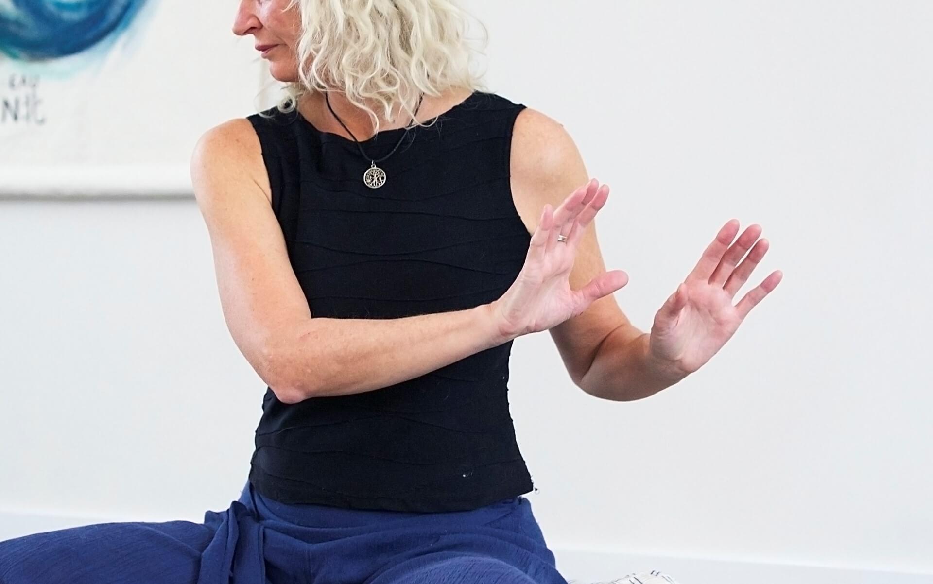 Souffle Vie - Kathy Dupuis - Qi Gong